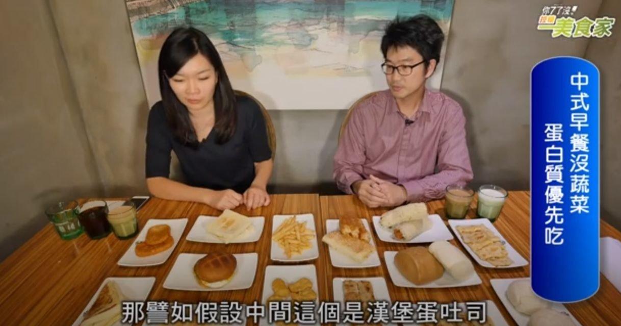 控糖胰二三 《美食帶路》中西式早餐